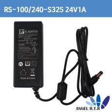 [알에스]RS-100-240-S325 24V1A 5.5x2.5