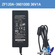 ZF120A-3601000 36V1A/36W 5.5x2.1 SMPS 전원아답터