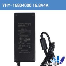 리튬이온배터리 충전기  YHY-16804000 16.8V4A 배터리충전기